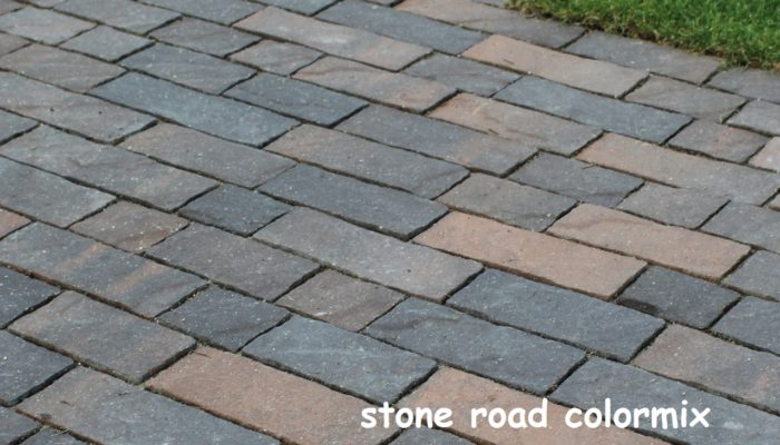 stone road color